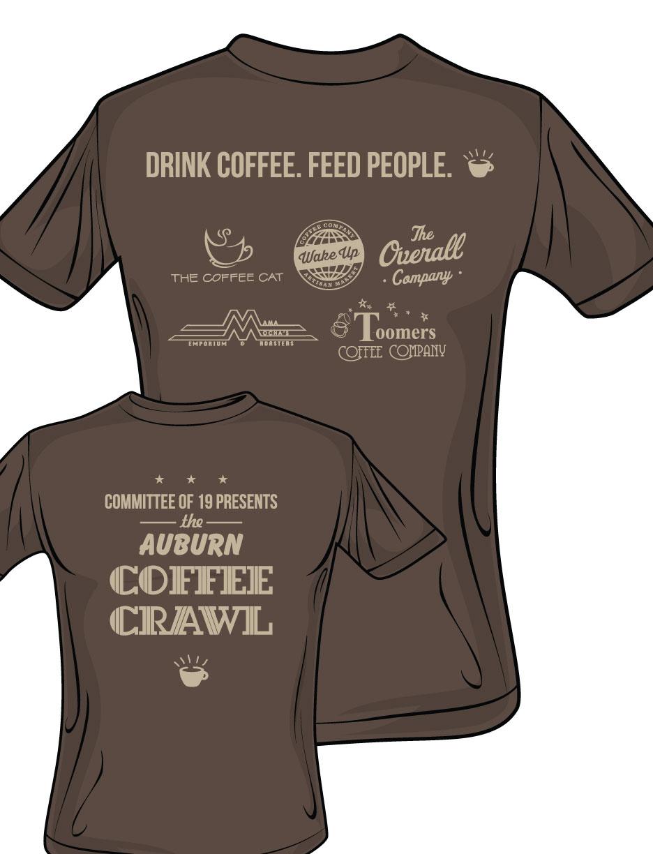 Coffee Crawl T-Shirt