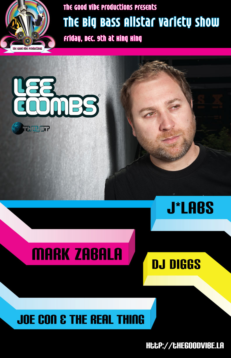 Lee Coombs Los Angeles