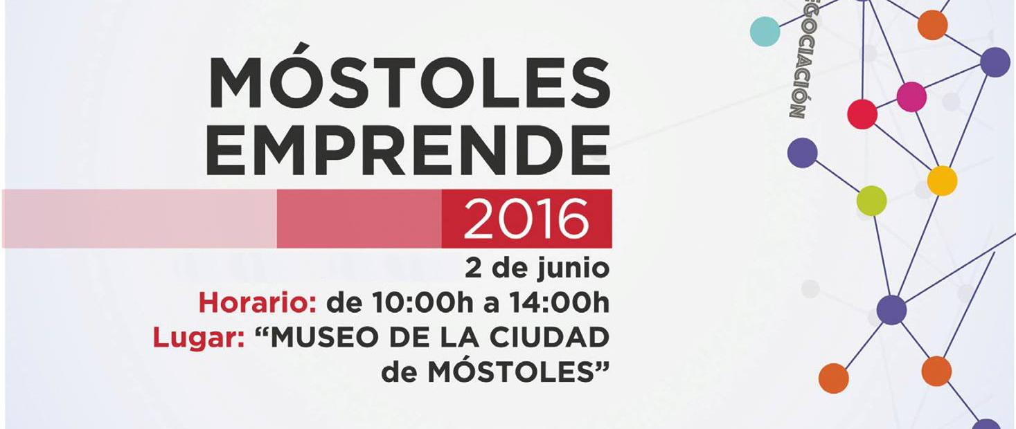 MOSTOLES EMPRENDE 2016