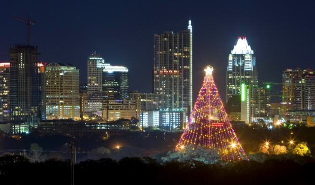 Zilker Christmas Tree
