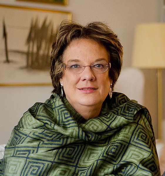 Molly Melching, Tostan's Founder & Executive Director
