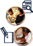 writing and researching
