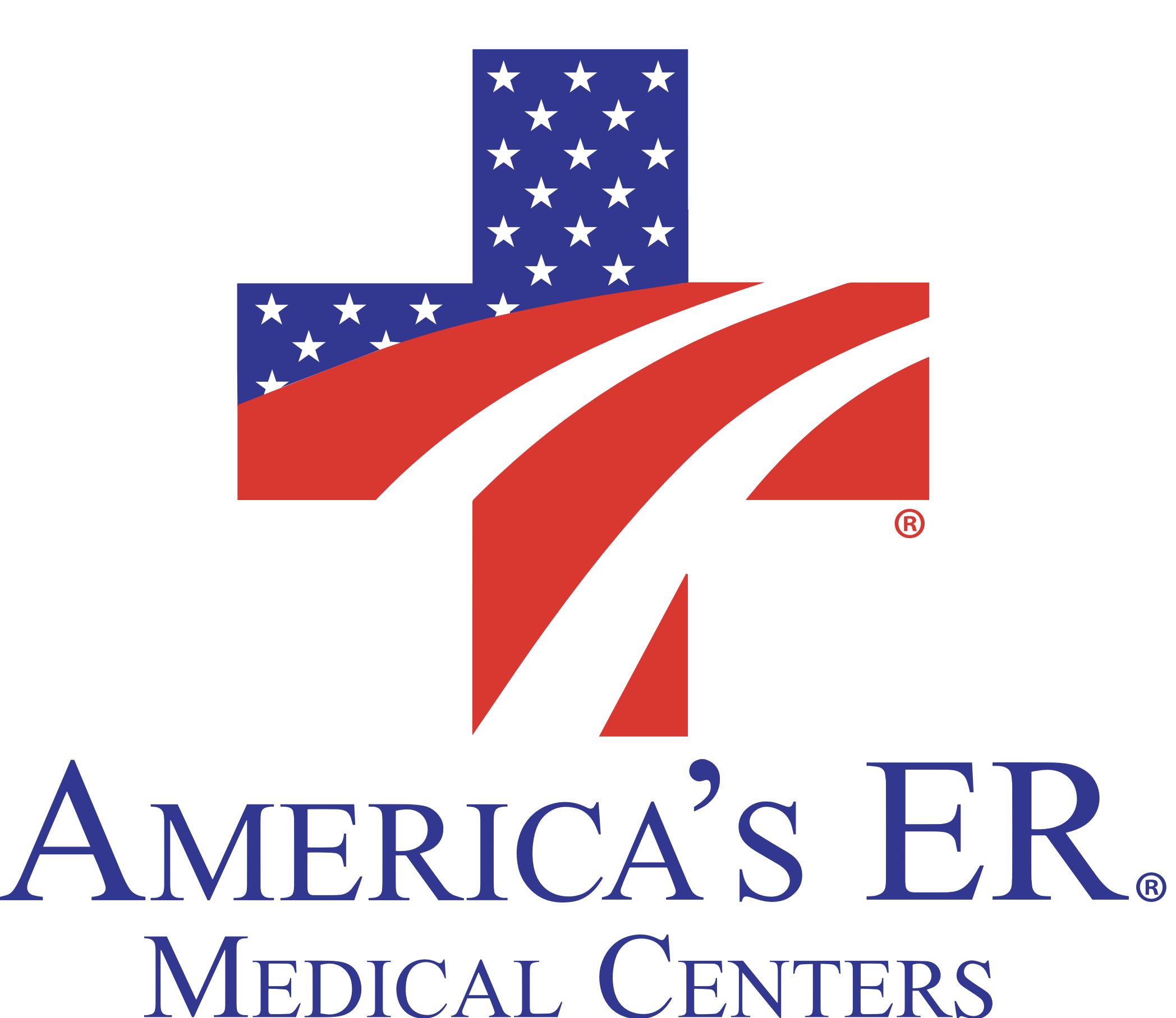 America's ER Logo