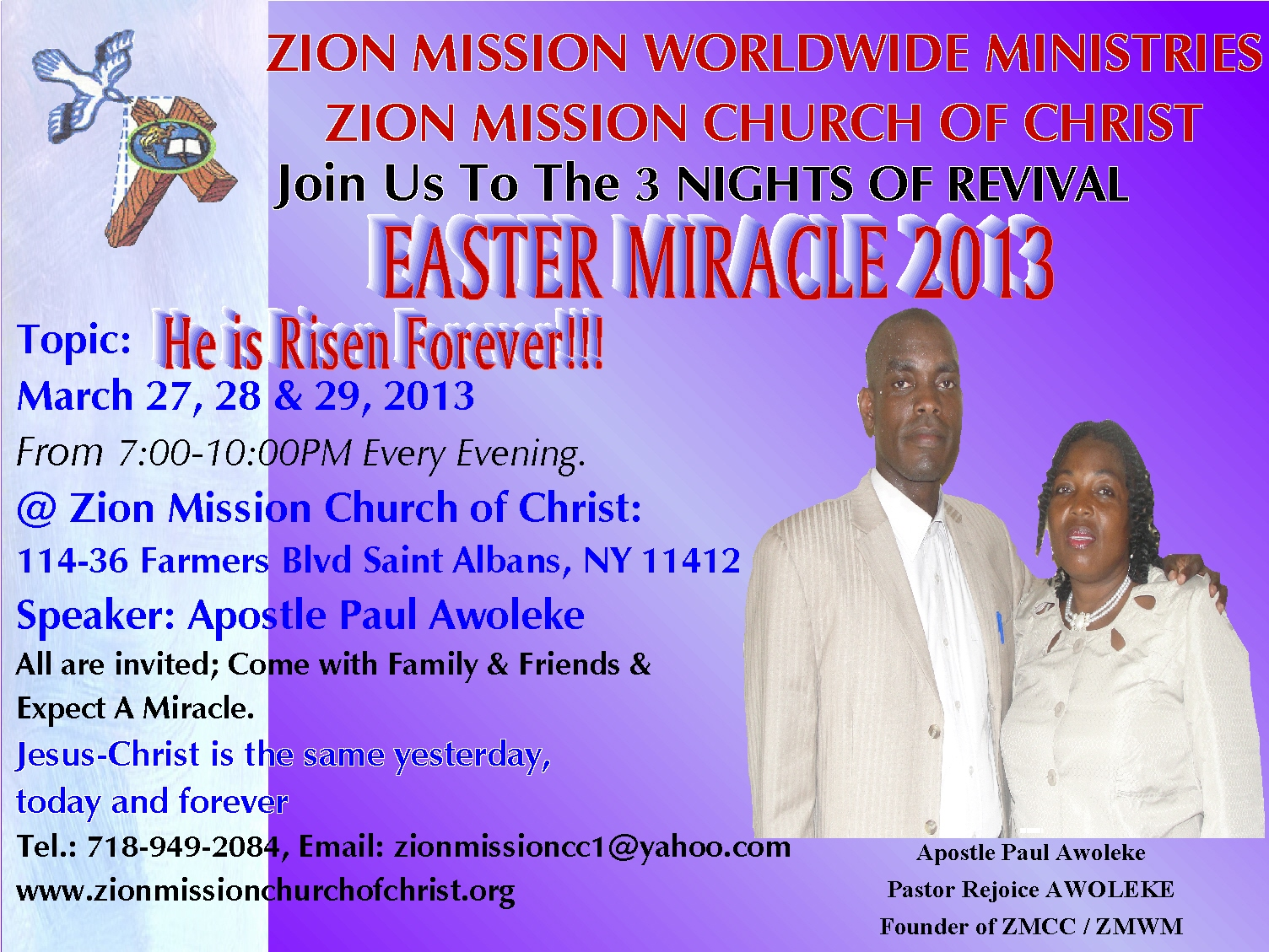 3-nights revival