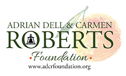 Adrian Dell and Carmen Roberts Foundation logo