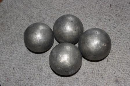 Marcello Velo Bocce Set