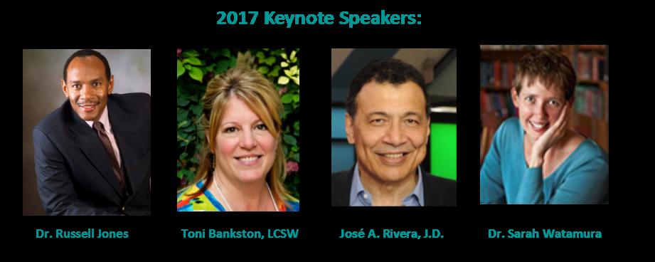 Keynote Speaker Photos