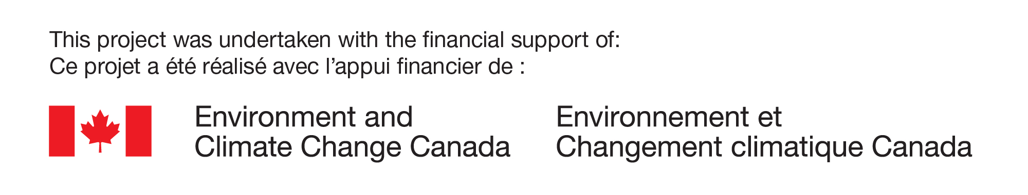 Environment and Climate Change Canada