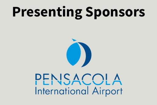 2017 Entrecon Presenting Sponsor - Pensacola Airport