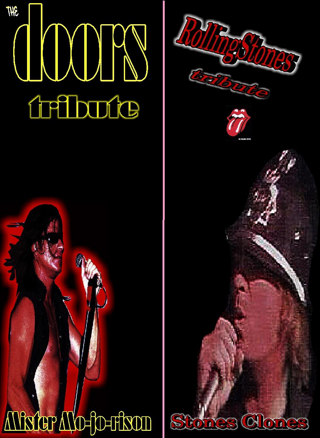 Doors/Rolling Stones