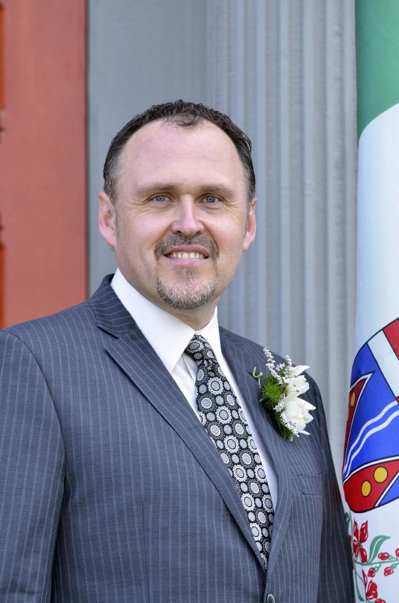 The Honourable Darrell Pasloski