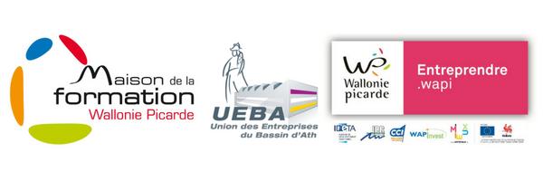 Partenaires de la Matinée : Maison De la Formation - UEBA - Entreprendre.wapi