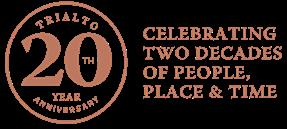 Trialto 20th Year Anniversary