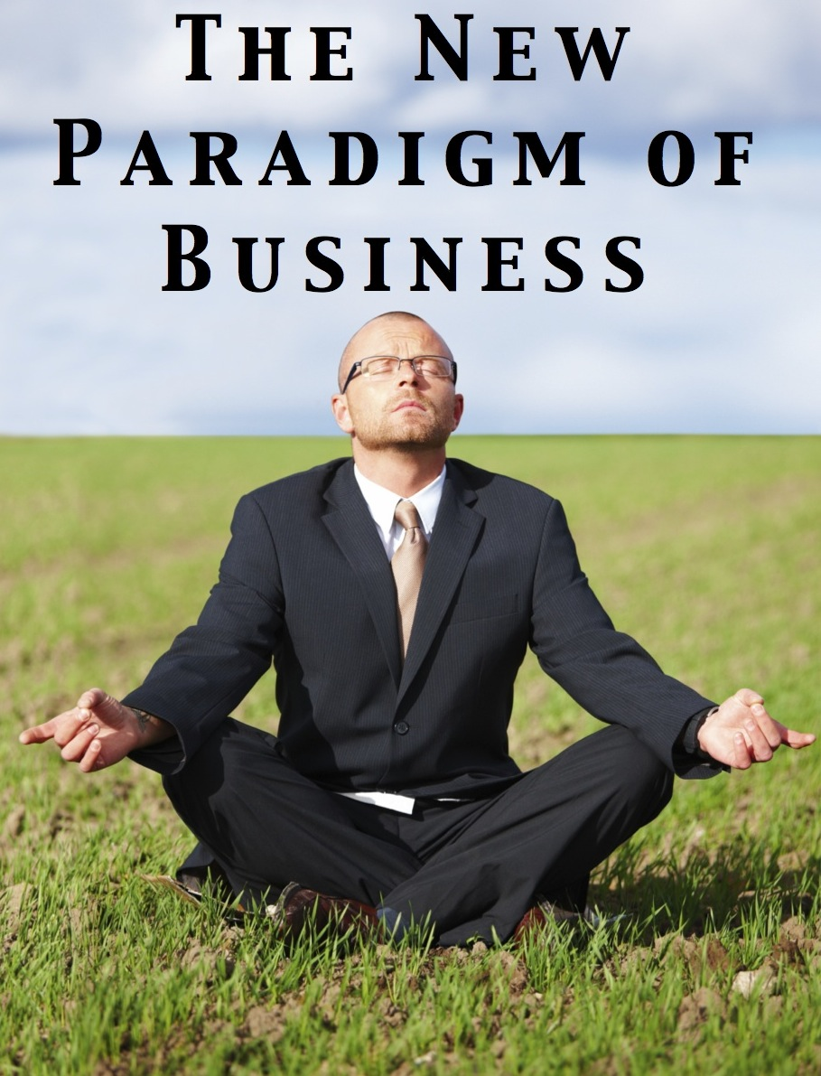 Businessman in Meditation
