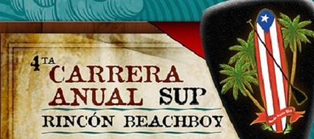 4th Rincon Beachboy  Stand Up Paddleboard Race