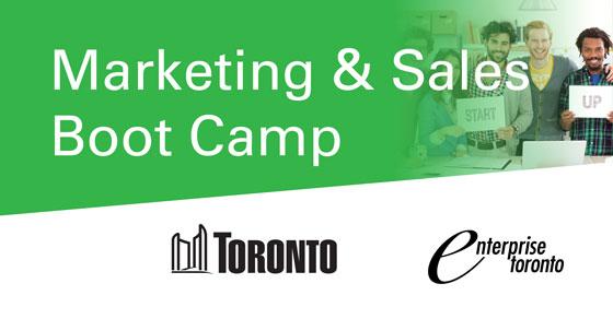 Marketing & Sales Boot Camp