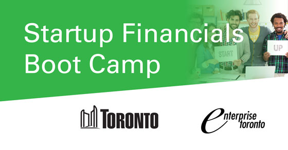 Startup Financials Boot Camp