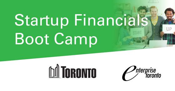 Startup Financials Boot Camp