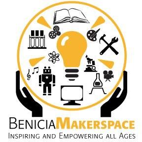 Benicia Makerspace Logo