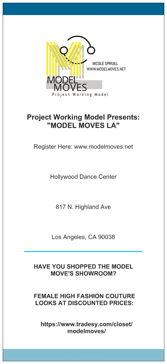 Model Moves LA