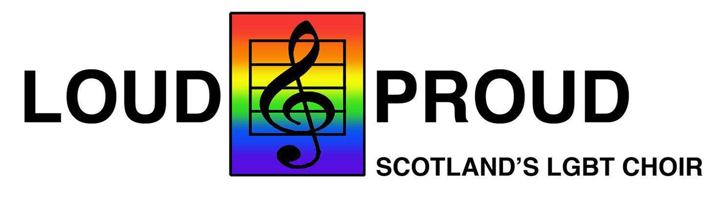 Loud & Proud logo