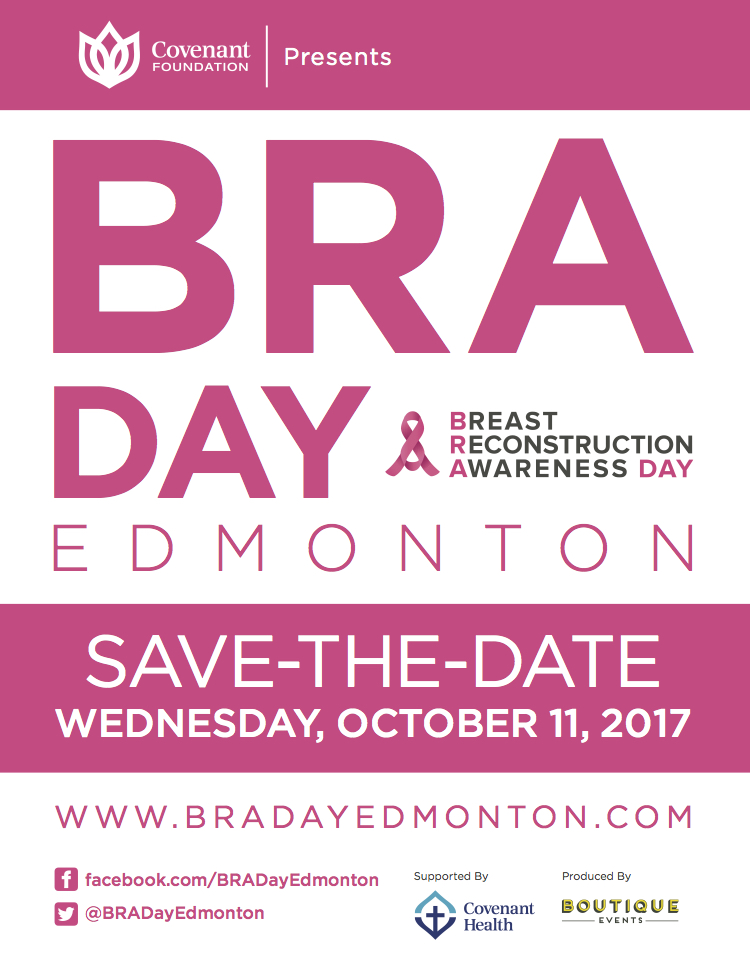 BRA Day Save The Date