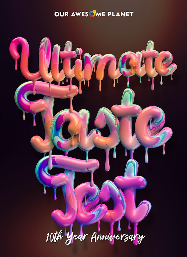 Ultimate Taste Test 2019 - 10th Year Anniversary
