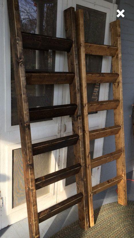 blanket ladder - Reclaimed Wood Blanket Ladder Tickets, Sat, Jan 21, 2017 At 2:00