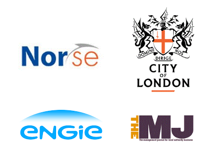 Our sponsors are Norse, the City of London, Engie and the Municipal Journal