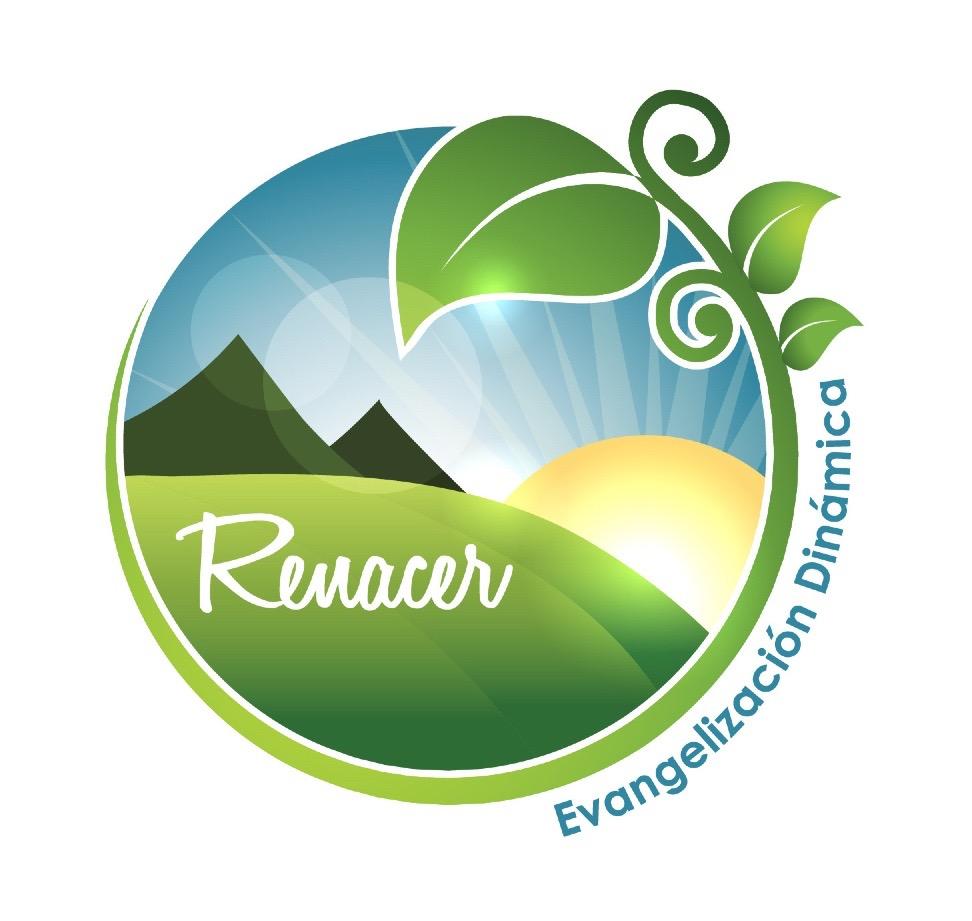 Logotipo de Renacer, el tema de nuestra parroquia