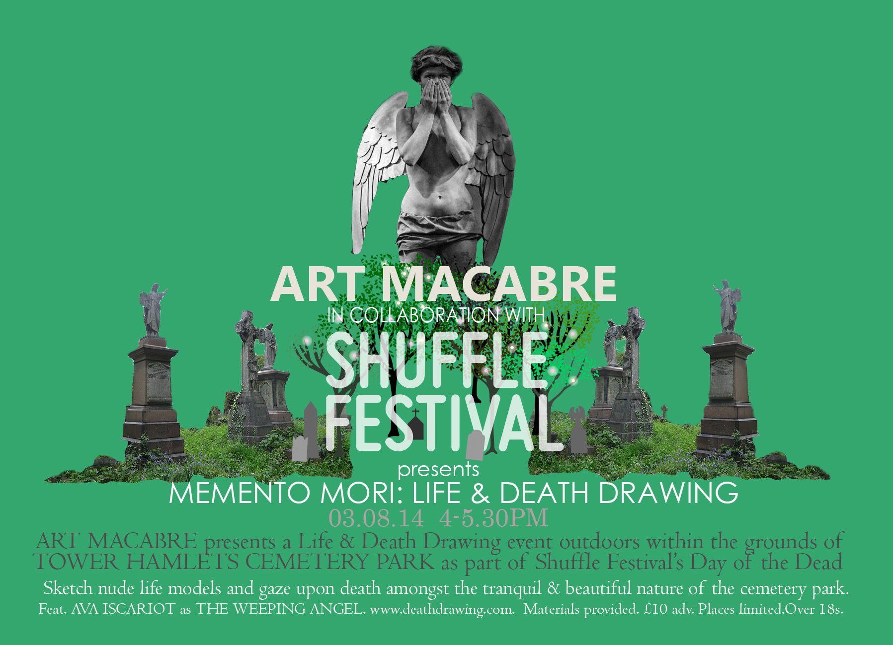 Art Macabre at Sh