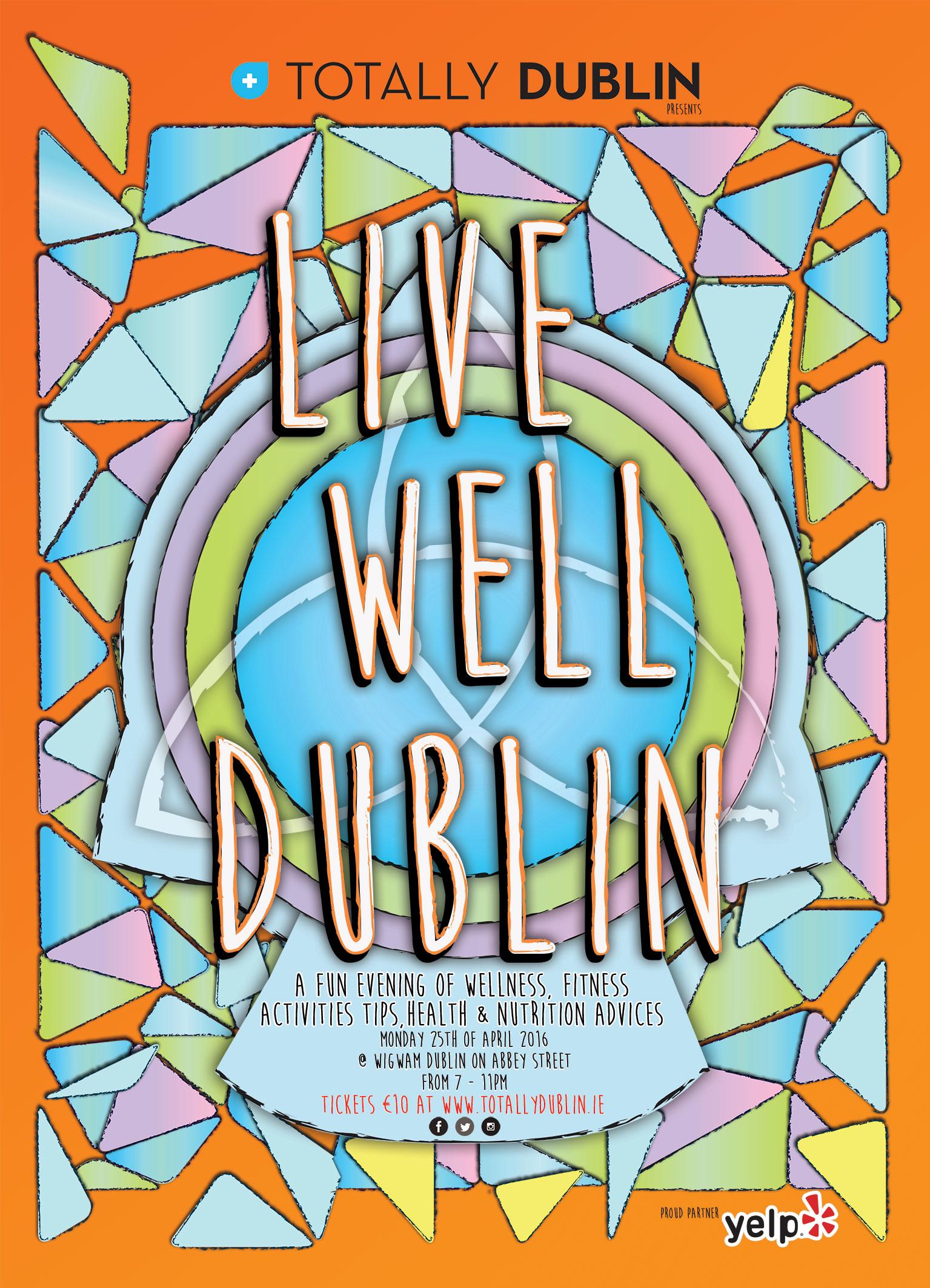 Live Well Dublin 2016