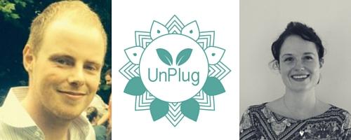 Aidan Healy & Emer Duffy from Unplug.ie