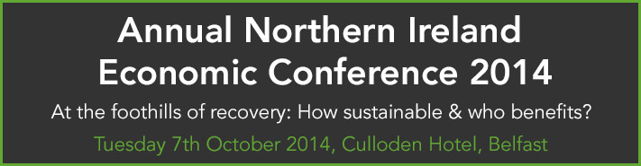 Annual NI Economic Conference 2014