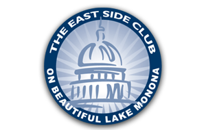 The East Side Club logo and link