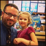 Jason Kotecki & daughter