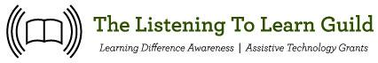 The Listening to Learn Guild logo