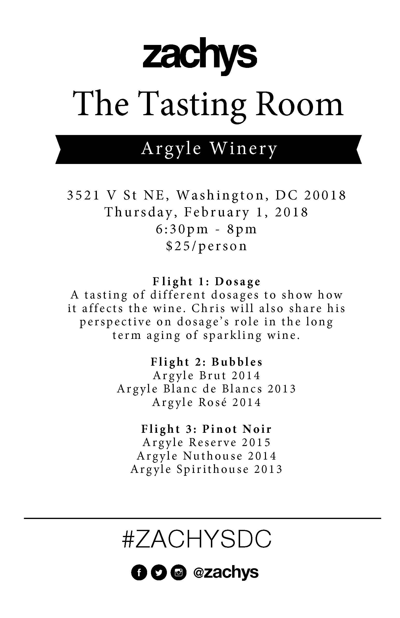 Argyle Invite
