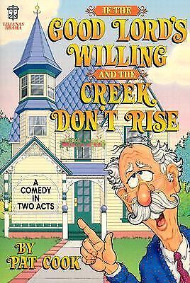 If The Good Lords Willing And The Creek Dont Rise Tickets
