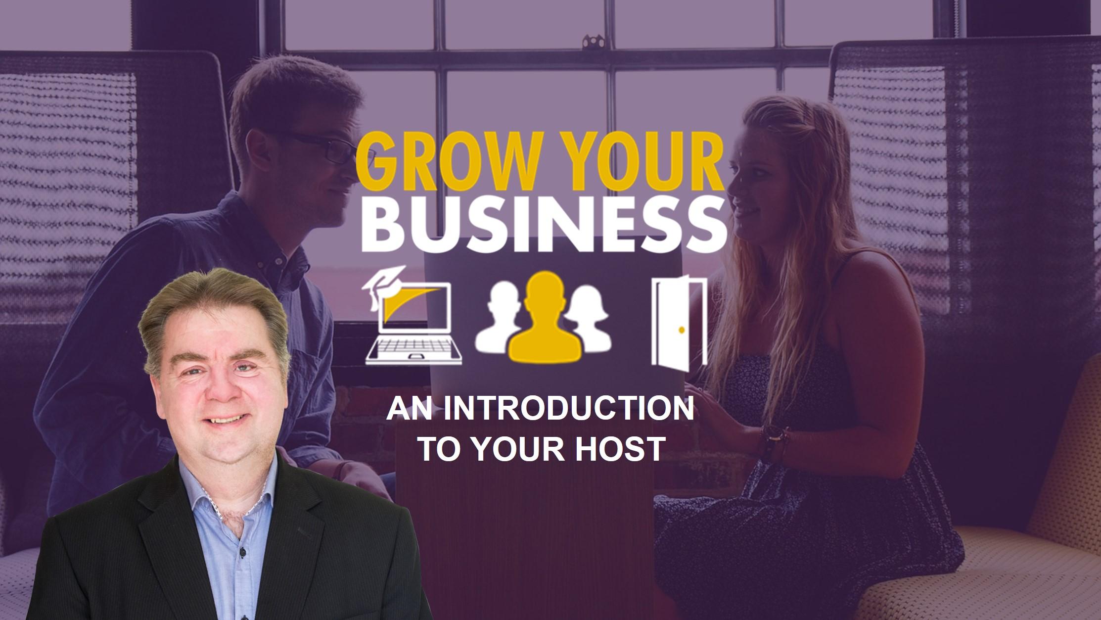 grow your business moray