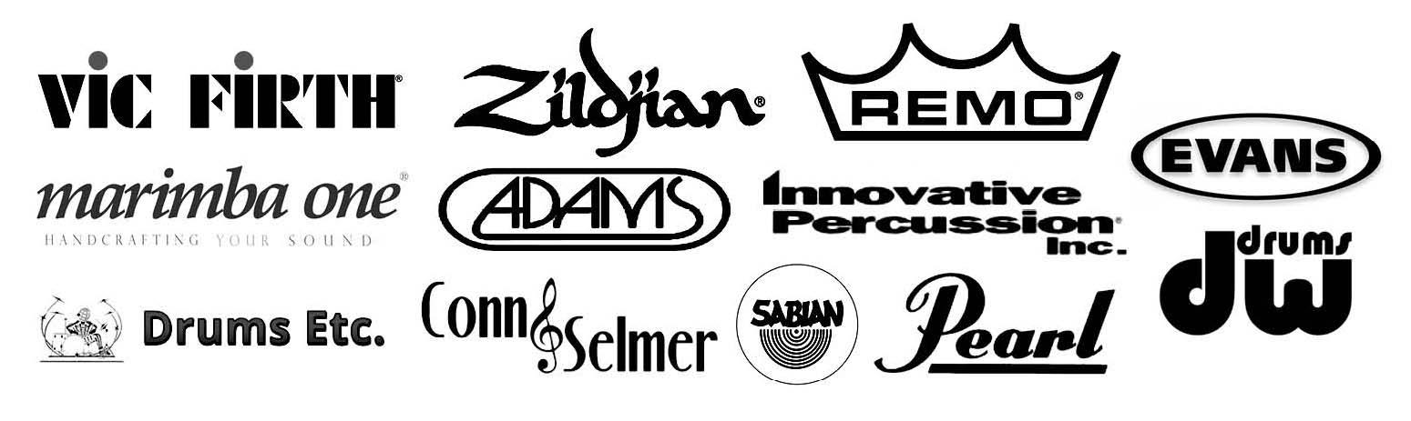 Total Percussion Seminar 2017 Logos
