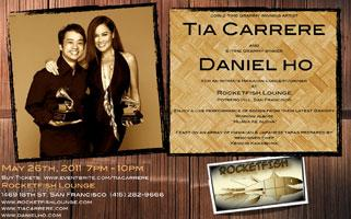 Tia Carrere - An Intimate Hawaiian Dinner and Concert -...