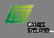 Games Ireland Logo