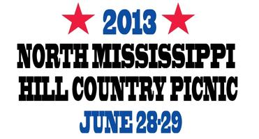 2013 North Mississippi Hill Country Picnic