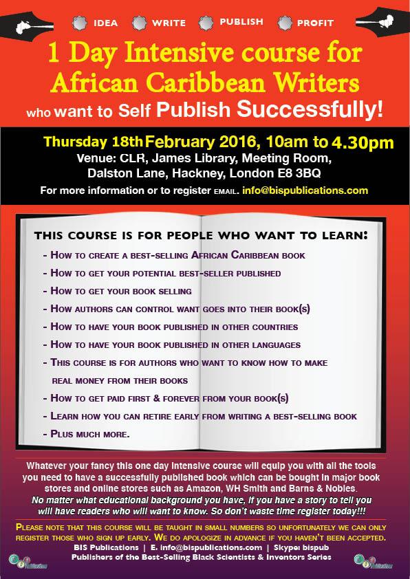 BIS Publishing Course 6th Feb 2016.jpg