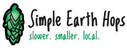 logo for Simple Earth Hops