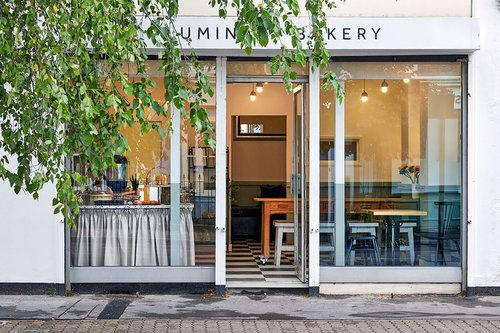 Luminary Bakery event