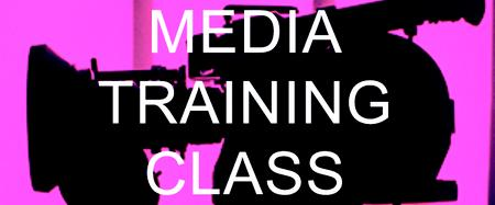Lisa Elia's Media Training Class