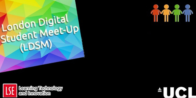 London Digital Student Meet-up logo