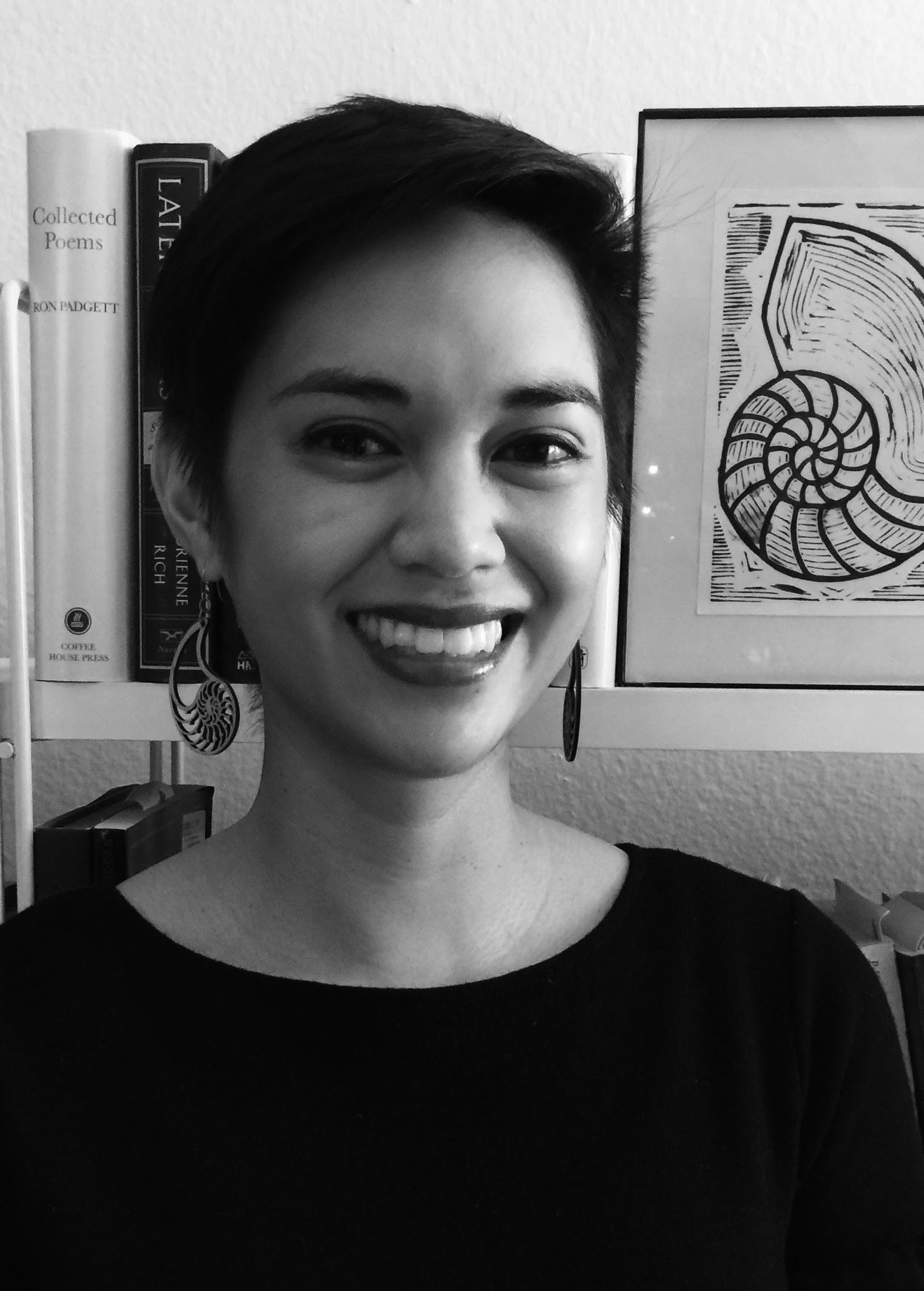 Author Rachelle Cruz